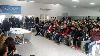 Busti negó regreso al PJ, reafirmó el FEF y habla de Massa 2019