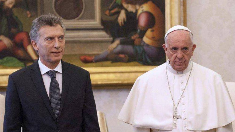 Mauricio Macri busca una visita del papa Francisco al país para mejorar su relación con la Iglesia