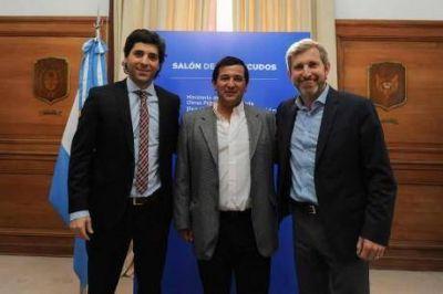 13 millones de pesos del Gobierno Nacional para el municipio de Pellegrini