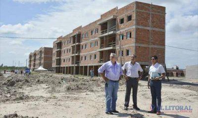 Santa Catalina: aspiran a llegar a fines del 2017 con unas mil viviendas construidas