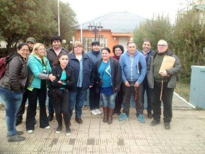 """Referentes vecinales de margen sur acusan """"manejo político"""" de la obra del gasoducto"""