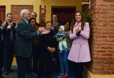 """Claudia de Zamora: """"Quiero ser herramienta de unidad para que trabajemos por quienes más lo necesitan"""""""
