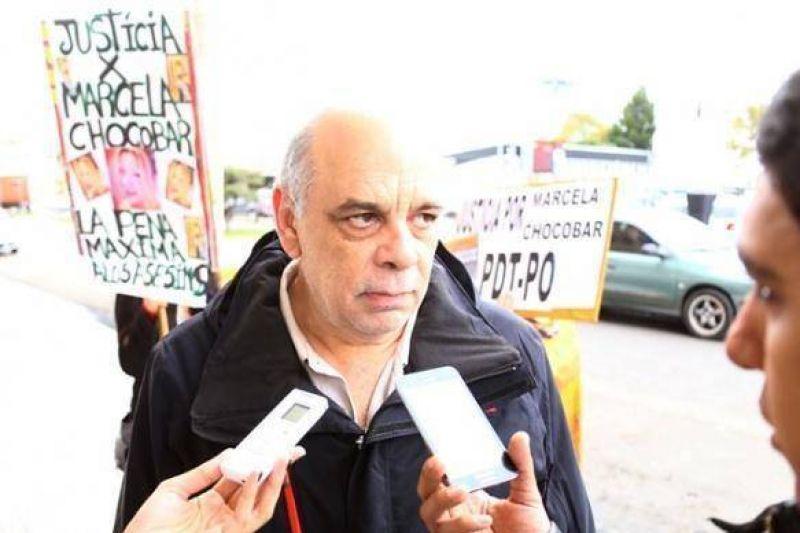 Giubetich denunci� sabotajes en el marco del conflicto municipal