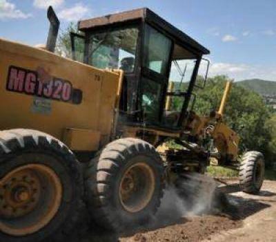 Carlos Paz prioriza el arreglo de los baches y las calles de tierra