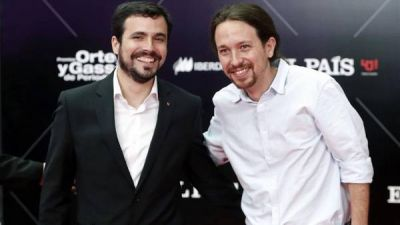 Podemos supera al PSOE como segunda fuerza en España
