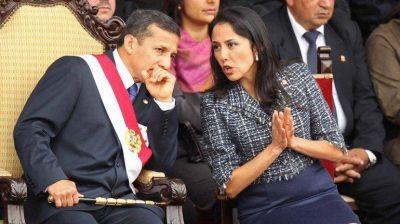 Primera Dama de Perú: