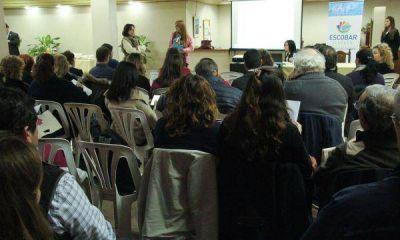Desde este miércoles se realizarán talleres informativos sobre diabetes en las cinco localidades de Escobar