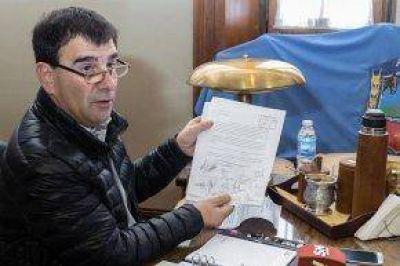 Declaraciones del Intendente ante denuncia de violencia laboral