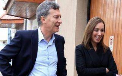 """Macri y Vidal lanzan el """"Plan Federal de Internet"""" en San Andrés de Giles"""