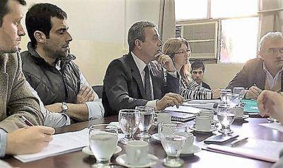 Telpuk dej� dudas sobre el rumbo de la pol�tica de seguridad en el Concejo