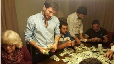 Procesaron y embargaron al financista vinculado a Zannini