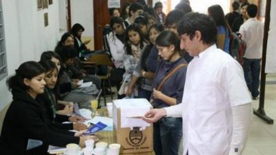 UNT: m�s de 15.000 estudiantes eligieron consejeros directivos