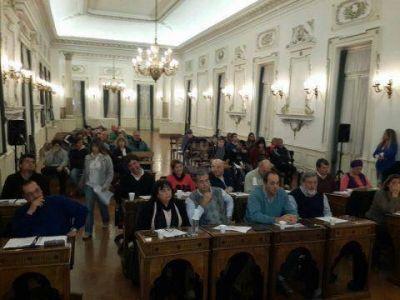 Postergan sesión del Concejo Deliberante sobre los aumentos tarifarios