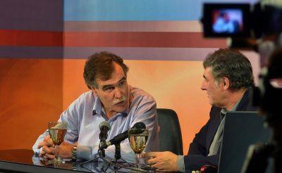 """Bertoldi pidió a los dirigentes locales del PJ """"dejar las ambiciones personales de lado"""""""