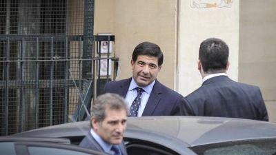 Echegaray declara ante Casanello: presentó un escrito y responde preguntas