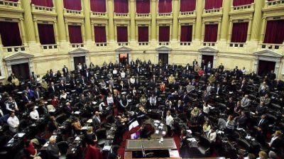 El cepo laboral y la devolución del IVA, ejes de una sesión maratónica en la Cámara de diputados