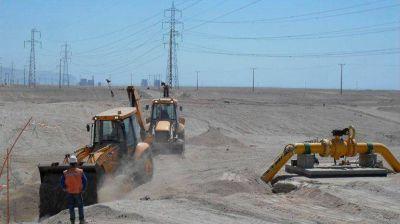 Para enfrentar el invierno, Argentina ya comenzó a importar gas desde Chile