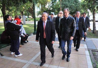Bordet dijo que est� �muy cerca� de llegar a un acuerdo con Naci�n por la coparticipaci�n