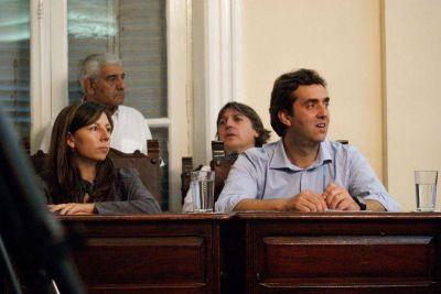 Concejo: Martini se alej� del bloque Peronista-FPV