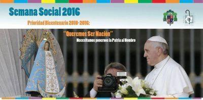 Presentarán en Mar del Plata la Semana Social 2016