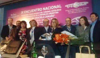 Barrionuevo anticipó que junto a Mercantiles y la Uocra se harían cargo del ex EMHSA