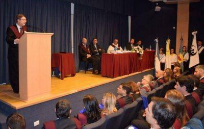 Asumieron autoridades por un nuevo período en la Universidad FASTA