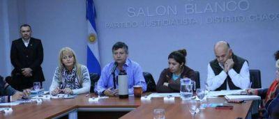 """Peppo convocó a """"lograr consenso"""" en las localidades que no definieron su representación para el Consejo del PJ"""