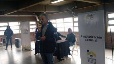 El IVC presentó mesa de urbanización