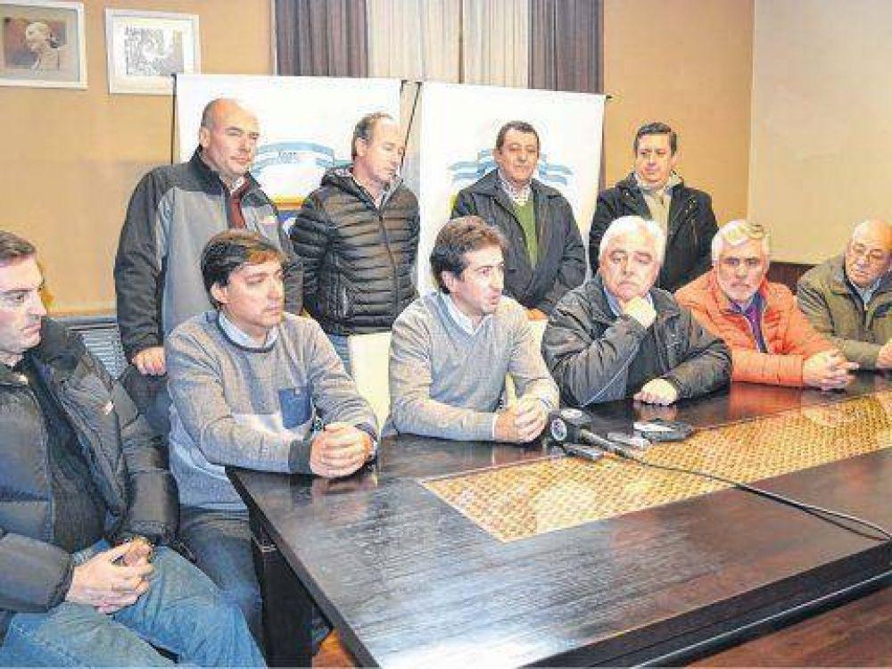 El Intendente de Chaves se reunió con el Ministro de Infraestructura bonaerense