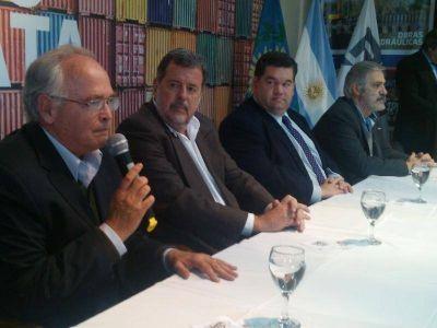 José Dodds asumió como nuevo director del Puerto La Plata: