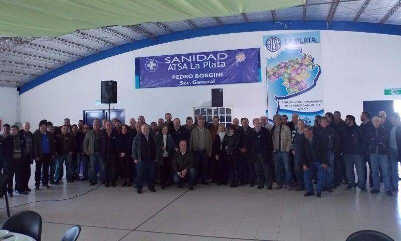 Vidal lo hizo: se consolida la unidad del arco gremial bonaerense