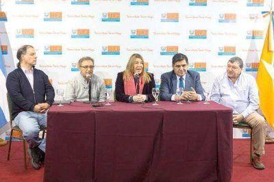 Presentaron el Plan de Modernización de los Canales Públicos