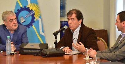 Das Neves firmó un convenio para que presos utilicen tobilleras electrónicas