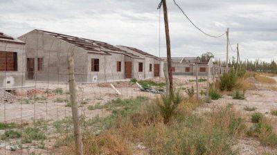 Nación dio la palabra: llegarían fondos para construir 600 casas