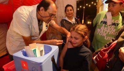 Hay más de 300 mil personas de riesgo sin la vacuna antigripal