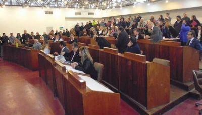 El HCD de Tres de Febrero le aprobó el presupuesto 2016 a Valenzuela