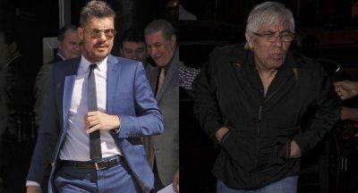 ¿Pacto entre Tinelli y Moyano para quedarse con el fútbol argentino?