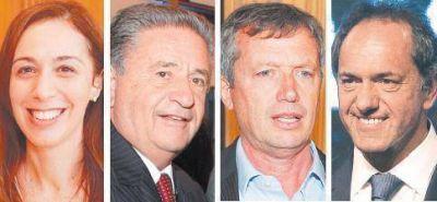 """Vidal """"torea"""" a Macri por caja y hace crujir su pacto con Massa"""