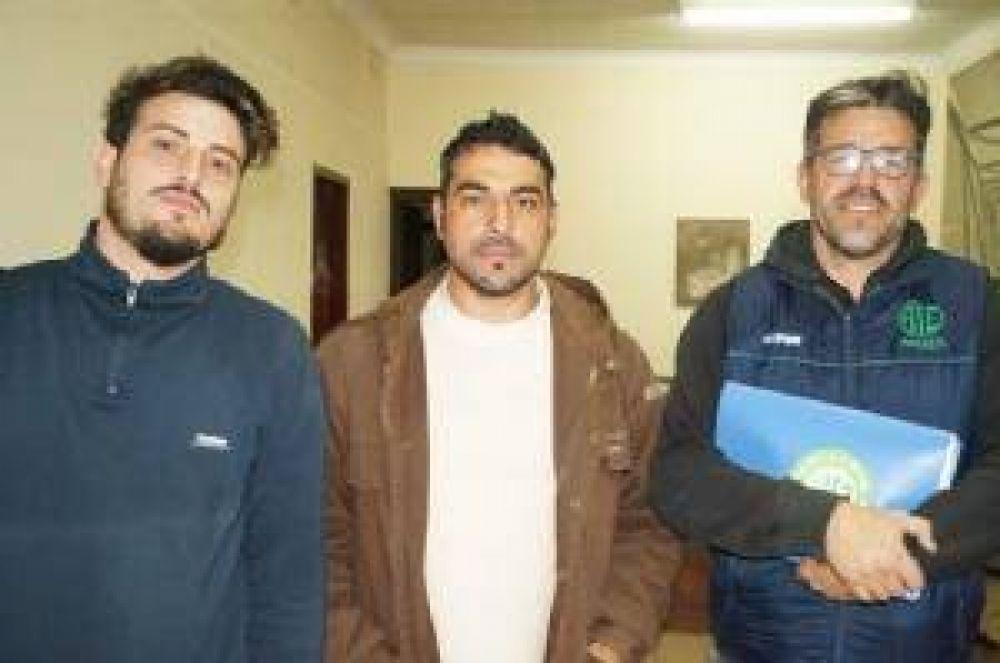 """La Mesa de Unidad Sindical respaldó el proyecto contra los tarifazos del PJ/FpV """"17 de Octubre"""""""