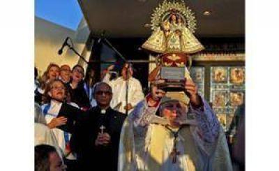Centenario de la declaración de la Virgen de la Caridad como patrona de Cuba