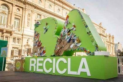 La Ciudad celebró el Día Mundial del Reciclaje