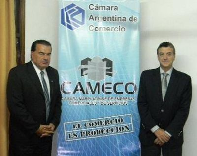CAMECO comenzó ciclo de formación empresaria
