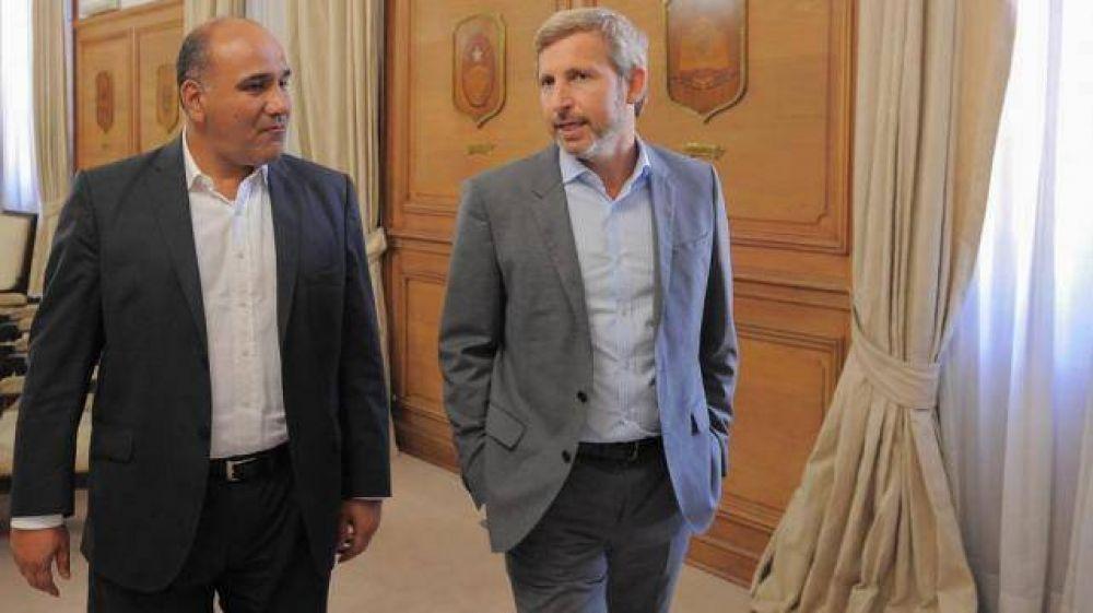Manzur viajará a Buenos Aires con los 19 intendentes para reunirse con Frigerio