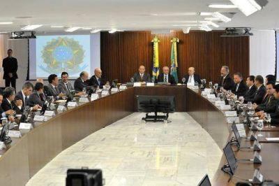 El objetivo del gobierno interino de Brasil será la