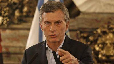 Macri vetará mañana la ley que se aprobó para suspender los despidos