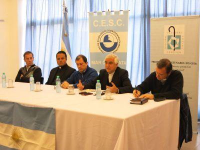 Se presentó oficialmente la Semana Social 2016 en Mar del Plata
