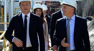 Macri insiste en traer ingenieros italianos para su ambicioso programa de infraestructura