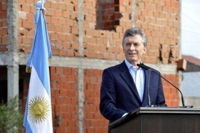 Macri anuncia este viernes en Cresta Roja el veto a la ley antidespidos