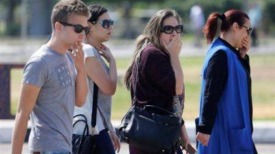 La tragedia del avi�n de EgyptAir: temen que haya sido un atentado
