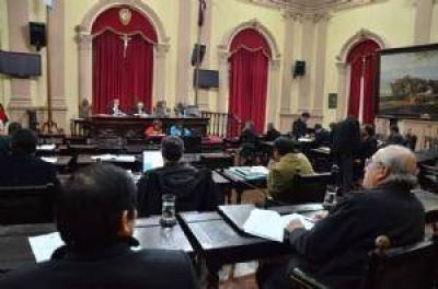 Aprobaron la ley para acceder al préstamo por 800 millones de pesos